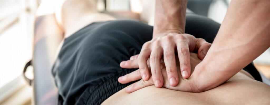manual osteopathy